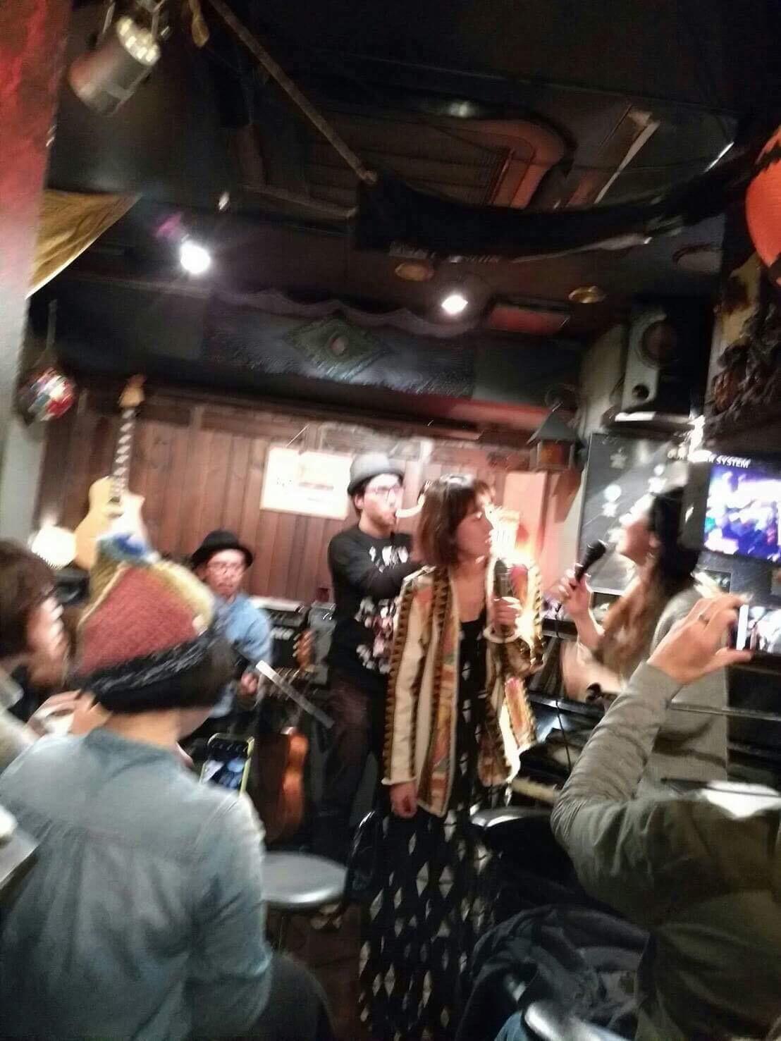 2017.2.4名古屋barストレガ